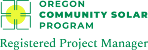 Oregon Community Solar Program