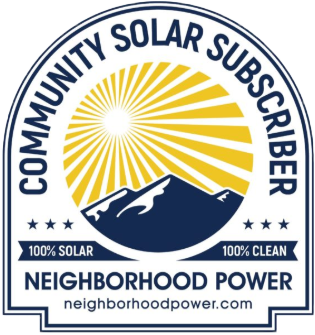 Community Solar Project Application